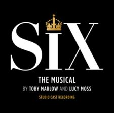Studio Cast Recording - Six: The Musical (studio Cast Recording) NEW CD