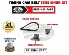 FOR VOLVO S60 2.0 2.4 2.5 T4 T5 2000-2010 GATES TIMING CAM BELT TENSIONER KIT