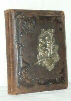 Old Art Nouveau Photo Album Pappfotos CDV Cabinet Lauterecken