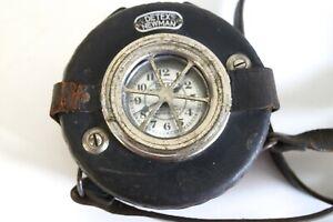 Detex Newman Watchman Clock - Vintage