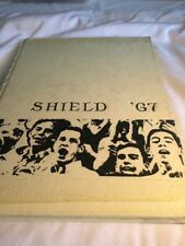 1967 Shields Yearbook From Foothill High School Tustin California.