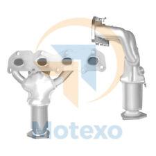 Catalytic Converter VW POLO 1.6i 16v (BTS) 6/06-11/09