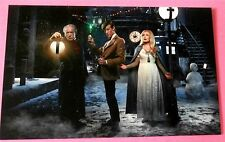 """A Christmas Carol"" Matt Smith Michael Gambon K Jenkins New Doctor Who Postcard"
