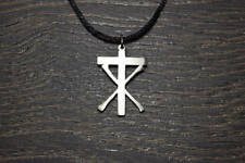 Christian Death necklace pendant amulet symbol vinyl metal t shirt lp patch cd