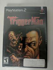 Trigger Man (Sony PlayStation 2, 2004) NEW Factory Sealed PS2