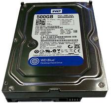 """500GB WD Blue HDD WD5000AAKX 16MB 3.5"""" (8.9cm) SATA 6Gb/s Festplatte"""