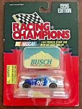 Racing Champions 1996 Edition BUSCH #96 #09100 1:64 Scale Diecast
