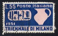Italy Sc #583  Used