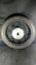 1973 Honda CB350 Twin CL350 front wheel rim assembly hub drum 18in cb 350