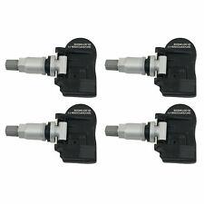 4 X TPMS tyre pressure sensors For BMW F20 F22 F30 F32 X1 F48 X2 F49 X5 F15 F16