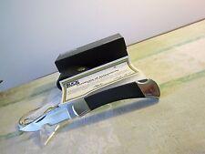 Buck 110 Custom knife, BG-42 Steel, G10 scales, limited edition 200 made