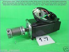 FUJI GYS401DC1-CA, AC Servo motor as photo, sn:I081.