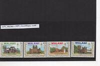 (GB109) Malawi - 1989 Christmas - Churches of Malawi MNH