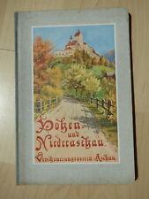 1906 Hohen- und Nieder-Aschau. Ein Führer für Fremde und Einheimische. Hrsgg.v.