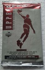 1 x UPPER DECK 1994-95 Packet NBA Basketball Cards (Series 1)