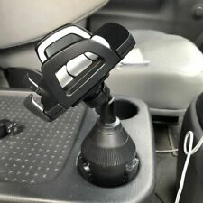 Universal Car Cup Mount Phone Holder Stand Cradle For 3.5-6.7 inch Mobile Phone