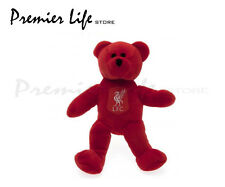 Liverpool FC Beanie Mini Bear Gifts for Kids Football Fans Official Merchandise