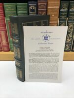 Easton Press Library of the Presidents ~ Grant ~ William S. McFeely ~ with Notes
