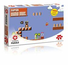 ORIGINAL Winning Moves Super Mario Odyssey Puzzle High Jumper inkl. Poster
