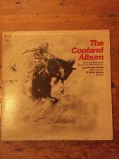 THE COPLAND ALBUM   New York Philharmonic  DOUBLE ALBUM Columbia MG 30071 EXC