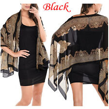 New Women Chiffon Sunscreen Summer Long Soft Scarf Scarves Shawl Wrap carves