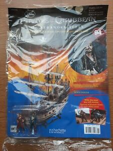 Hachette Pirates of the Caribbean Build the Black Pearl Pirate Ship issue 94