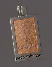 Pin's Parfum Calandre Paco Rabanne