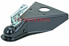 "2"" INCH COUPLER WELD BOLT ON A FRAME TRAILER COUPLER TONGUE TOUNGE TOWING TOW"