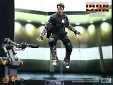 Hot Toys Iron Man Tony Stark-Mech Test Version Sideshow