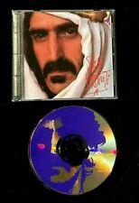 1990 FRANK ZAPPA SHEIK YERBOUTI SPECIAL PURPLE RECORD CLUB CD NO BAR CODE HOE