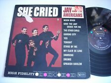 Jay and the Americans She Cried 1962 Mono LP