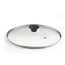 New listing Cook N Home 02572 Tempered Glass Lid, 11-inch/28cm, Clear