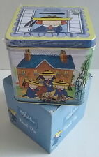 Madeline NEW Tin Metal Bank Mint in Box In Paris 2003