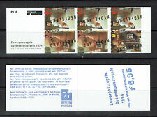 "NETHERLANDS / NIEDERLANDE BOOKLET PB49 ""ELDERLY"" E136f"