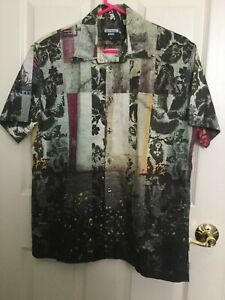 Paul Smith Psychedelic Meadows Hippie Shirt Dries Van Noten Undercover Valentino