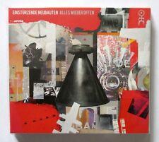 Einstürzende Neubauten - Alles Wieder Offen - 2007 Ltd. Ed. Digipak GERMAN CD