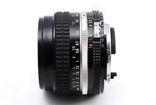 Nikkor AI-S 50mm f/1.4 MF Prime Lens for Nikon F Mount from Japan [EX+++]