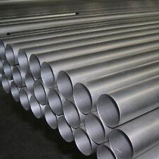 2pcs Titanium Tube 32mm Od X 1mm Thickness X 50cm L Seamless Round Tubing