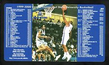 Central Connecticut State Blue Devils--1999-00 Basketball Magnet Schedule