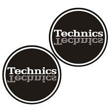 Technics 60647 Mirror Logo Design Slipmat