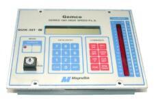 Gemco Magnetek 1991-KP  Quick Set IV Series 1991 High Speed P.L.S. Controller