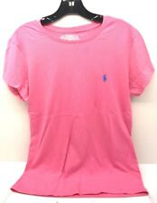 Polo Ralph Lauren Crew Neck T-shirt Summer Pink Size S - FREE SHIPPING BRAND NEW
