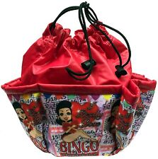Bingo Bag Red by Lucky Lady Dauber Co