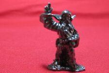 Pewter Fantasy Wizard  Figurine 1 1/4 inch