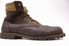 Kodiak Mens Magog Brown Leather Waterproof Outdoor Casual Athletic Boots Size 12