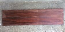 Cocobolo bookmatched boards 3/8 x 4 x 30 3/4