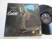 ODETTA Sometimes I feel like Cryin RCA VICTOR France 1963 Vinyl/ Cover:excellent