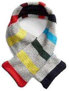 Baby Gap NWT Cozy Crazy Stripe Scarf $25