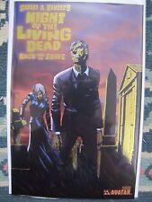 Night of the Living Dead Back From The Grave Gold Foil Ltd 500 & Coa