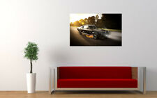 """MUSTANG SHELBY FLAMES PRINT WALL POSTER PICTURE 33.1""""x20.7"""""""